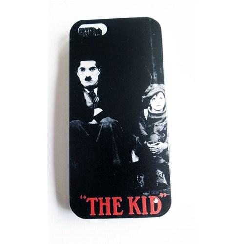 Köstebek Charlie Chaplin İphone 5 Telefon Kılıfı