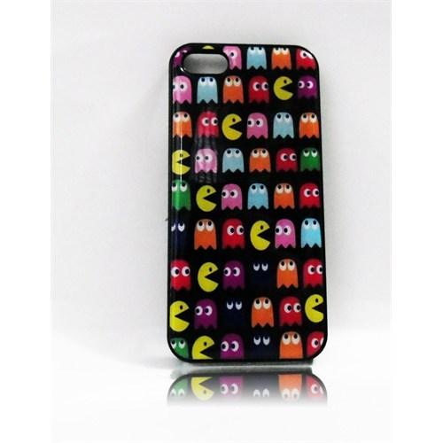 Köstebek Pacman İphone 5 Telefon Kılıfı