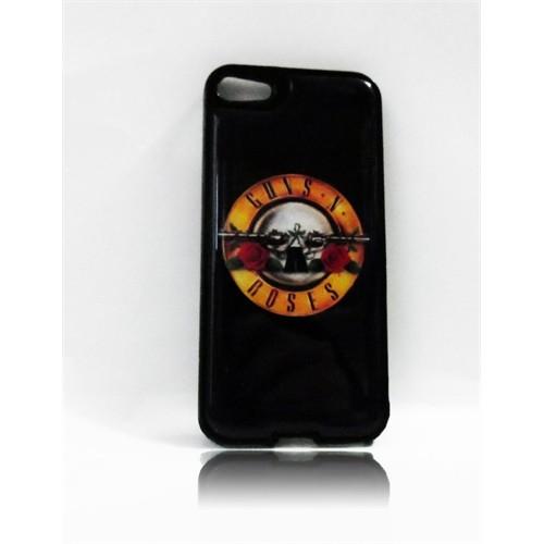 Köstebek Guns'n Roses İphone 5 Telefon Kılıfı