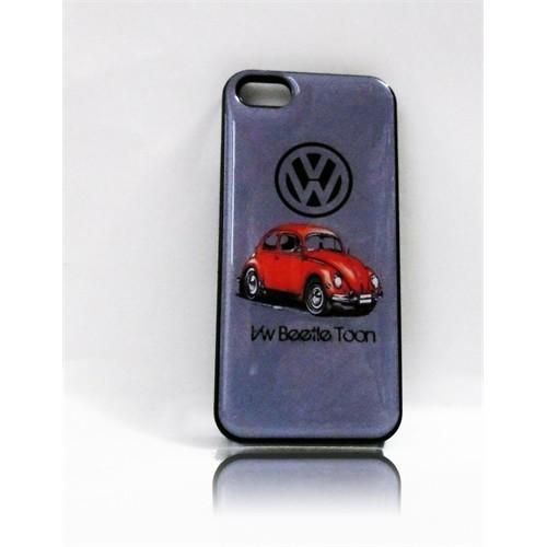 Köstebek Volkswagen Beetle İphone 5 Telefon Kılıfı