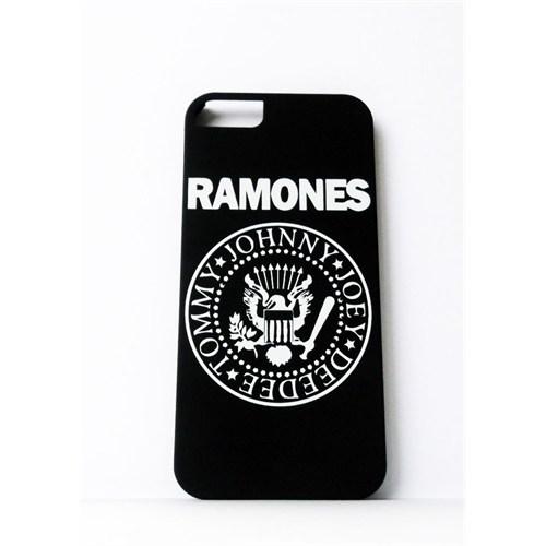 Köstebek Ramones İphone 5 Telefon Kılıfı