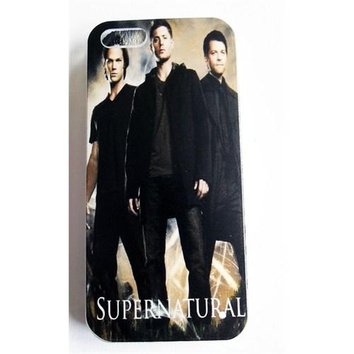 Köstebek Supernatural İphone 5 Telefon Kılıfı