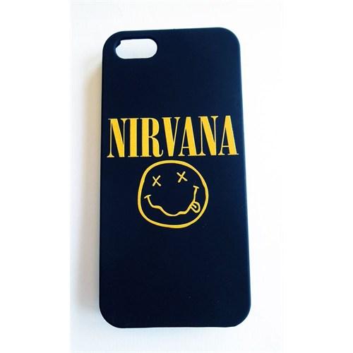 Köstebek Nirvana İphone 5 Telefon Kılıfı