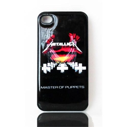 Köstebek Metallica - Masters Of Puppets İphone 5 Telefon Kılıfı