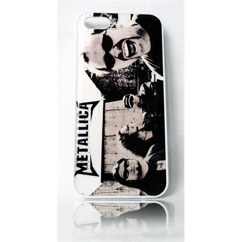 Köstebek Metallica Sephia İphone 5 Telefon Kılıfı