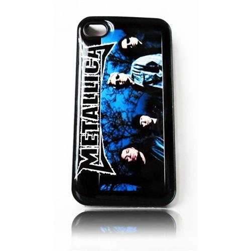 Köstebek Metallica Night İphone 5 Telefon Kılıfı