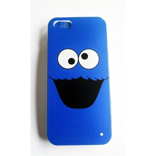 Köstebek Cookie Monster İphone 5 Telefon Kılıfı