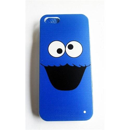 Köstebek Cookie Monster İphone 5 Telefon Kılıfı