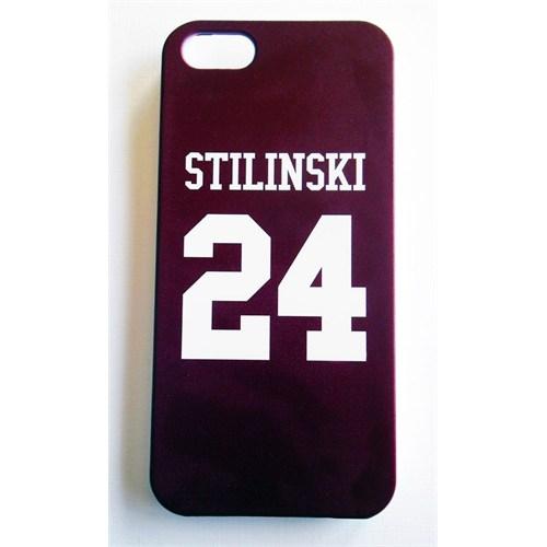Köstebek Teen Wolf - Stilinski 24 İphone 5 Telefon Kılıfı