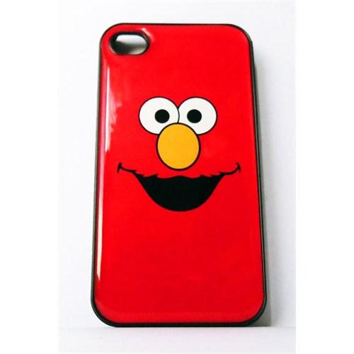 Köstebek Susam Sokağı - Elmo İphone 5 Telefon Kılıfı