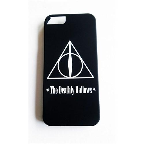 Köstebek Harry Potter - The Deathly Hallows İphone 5 Telefon Kılıfı