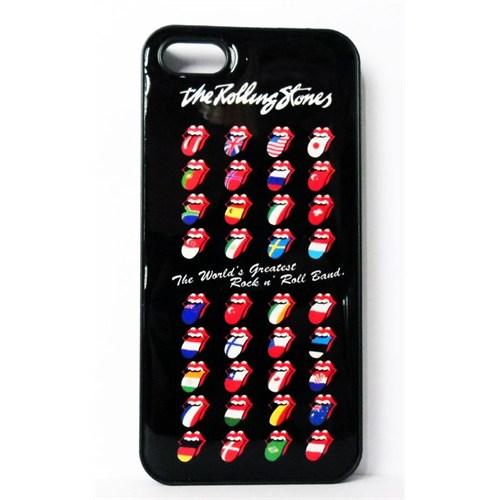 Köstebek The Rolling Stones İphone 5 Telefon Kılıfı