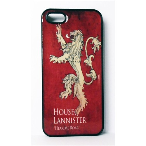 Köstebek Game Of Thrones - Lannister İphone 5 Telefon Kılıfı