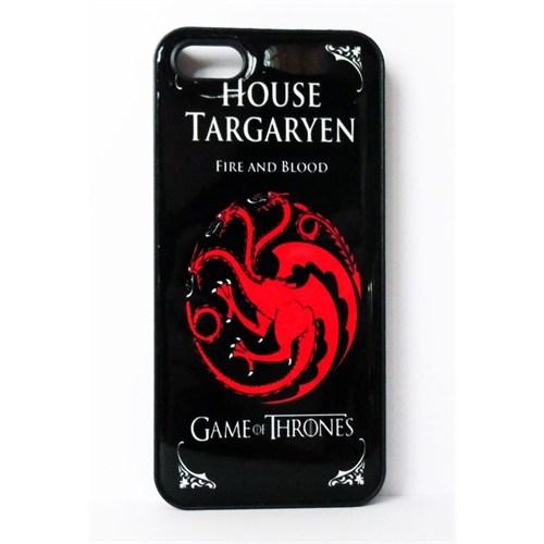 Köstebek Game Of Thrones - Targaryen İphone 5 Telefon Kılıfı