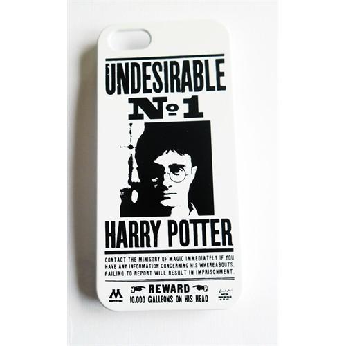 Köstebek Harry Potter - Undesirable İphone 5 Telefon Kılıfı