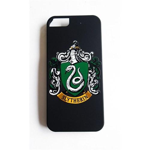 Köstebek Harry Potter - Slytherin İphone 5 Telefon Kılıfı