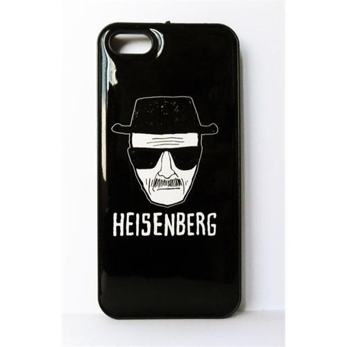 Köstebek Breaking Bad - Heisenberg İphone 5 Telefon Kılıfı