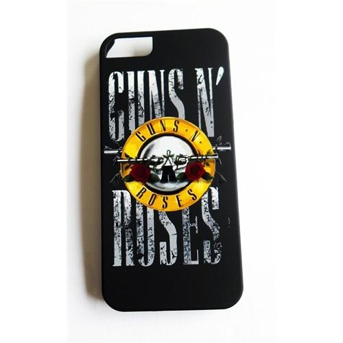Köstebek Guns N' Roses İphone 5 Telefon Kılıfı