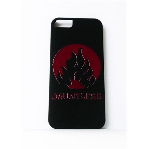 Köstebek Dauntless The Brave İphone 5 Telefon Kılıfı