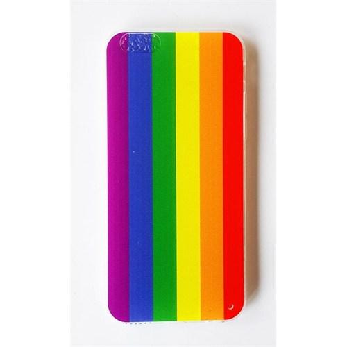 Köstebek Lgbt - Rainbow İphone 5 Telefon Kılıfı