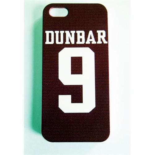 Köstebek Teen Wolf - Dunbar İphone 5 Telefon Kılıfı