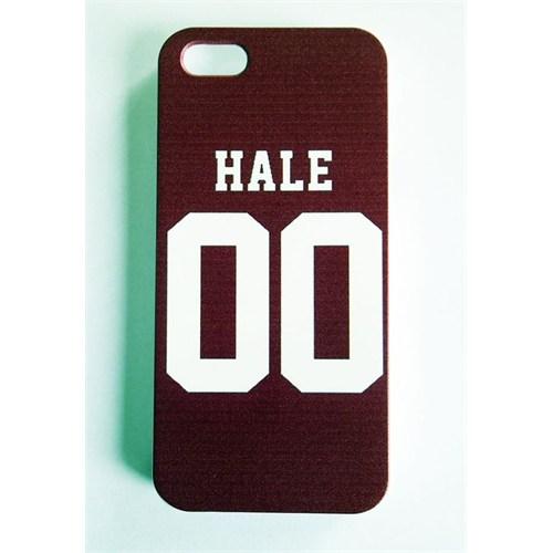 Köstebek Teen Wolf - Hale 00 İphone 5 Telefon Kılıfı