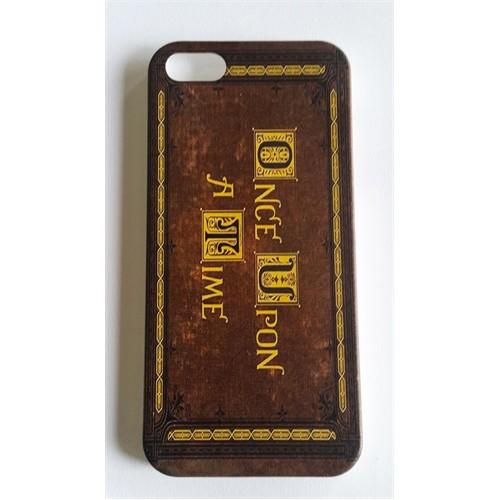 Köstebek Once Upon A Time - Book İphone 5 Telefon Kılıfı