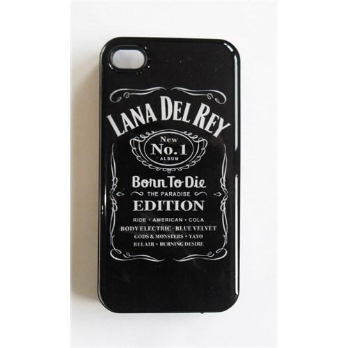 Köstebek Lana Del Rey - Born To Die İphone 5 Telefon Kılıfı