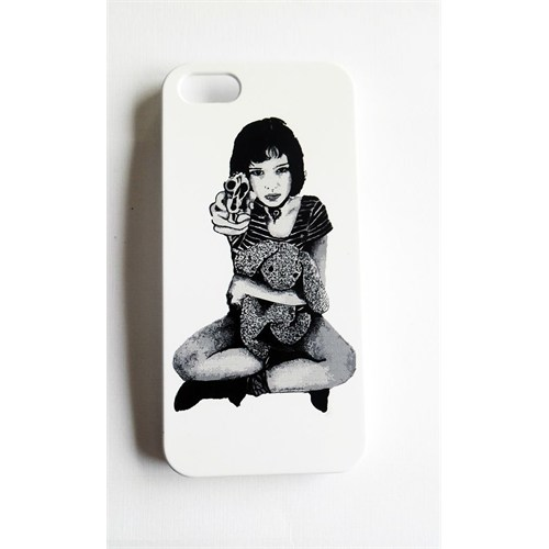 Köstebek Mathilda İphone 6 Telefon Kılıfı