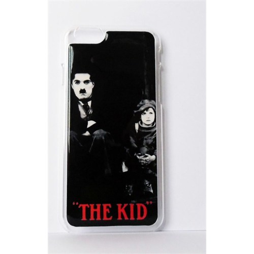 Köstebek Charlie Chaplin - The Kid İphone 6 Telefon Kılıfı