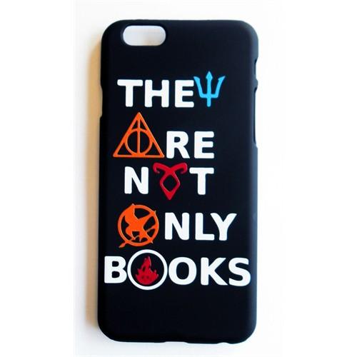 Köstebek They Are Not Only Books İphone 6 Telefon Kılıfı