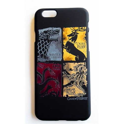 Köstebek Game Of Thrones İphone 6 Telefon Kılıfı