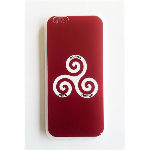 Köstebek Teen Wolf - 3 Sembol İphone 6 Telefon Kılıfı