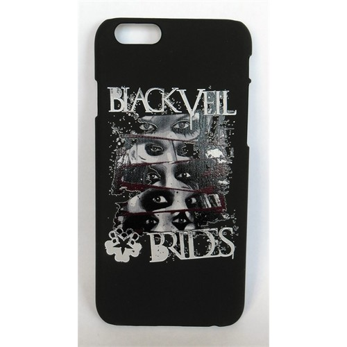 Köstebek Black Veil Brides Faces İphone 6 Telefon Kılıfı