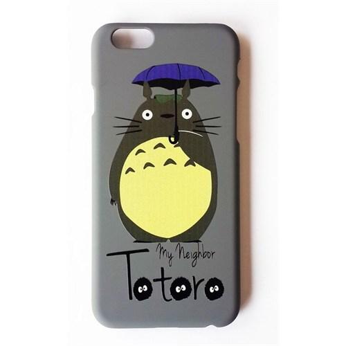 Köstebek Totoro - Umbrella İphone 6 Telefon Kılıfı