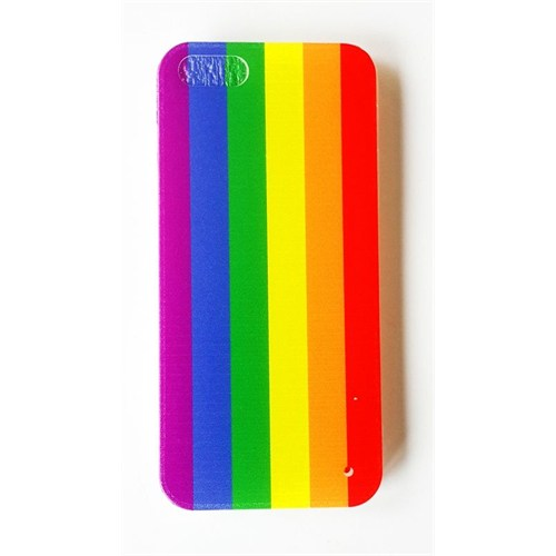 Köstebek Lgbt - Rainbow İphone 6 Telefon Kılıfı