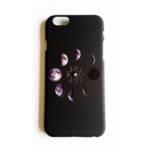 Köstebek Big Moon İphone 6 Telefon Kılıfı