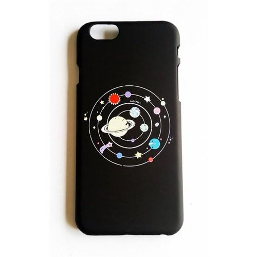 Köstebek Güneş Sistemi İphone 6 Telefon Kılıfı