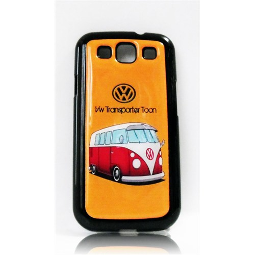 Köstebek Volkswagen Transporter Samsung S3 Telefon Kılıfı