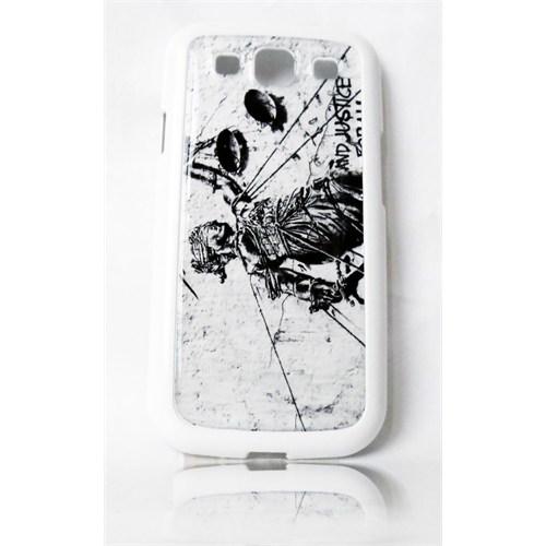 Köstebek Metallica - And Justice Forral Samsung S3 Telefon Kılıfı