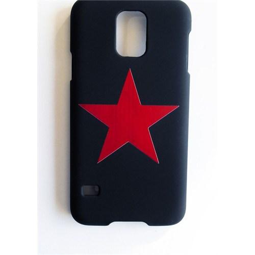 Köstebek Samsung S5 Kızıl Yıldız Telefon Kılıfı