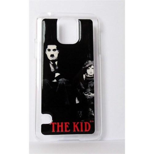 Köstebek Samsung S5 Charlie Chaplin - The Kid Telefon Kılıfı