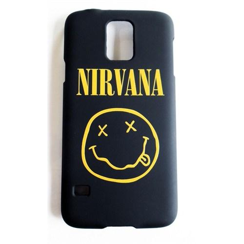Köstebek Samsung S5 Nirvana Telefon Kılıfı