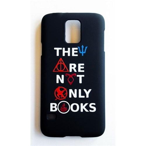 Köstebek Samsung S5 They Are Not Only Books Telefon Kılıfı