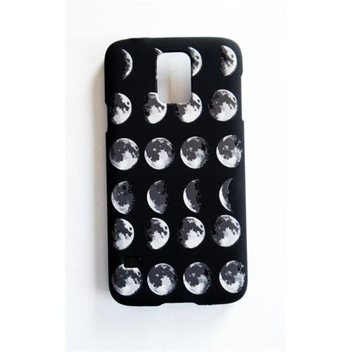Köstebek Samsung S5 Moon Phases Telefon Kılıfı