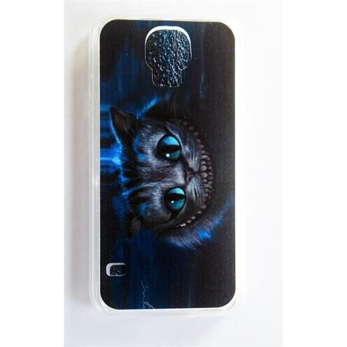Köstebek Samsung S5 Alice In Wonderland - Cheshire Telefon Kılıfı