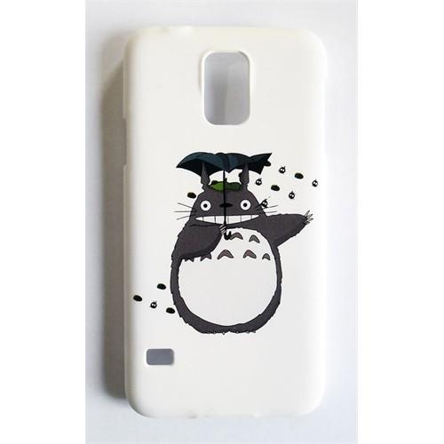 Köstebek Samsung S5 Totoro Rainy Telefon Kılıfı