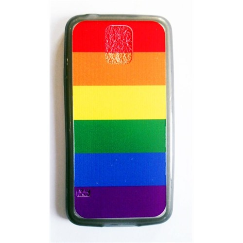 Köstebek Samsung S5 Lgbt - Rainbow Telefon Kılıfı
