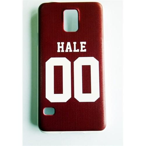 Köstebek Samsung S5 Teen Wolf - Hale 00 Telefon Kılıfı