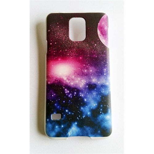 Köstebek Samsung S5 Nebula Galaxy Telefon Kılıfı